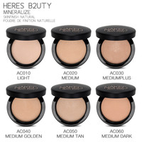 New brand! Makeup HERES B2UTY naked Face Bronzers NATURAL PO...