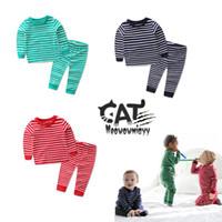 Pjama infantil kids 2017 spring children clothing long sleev...