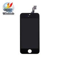 Balck Couleur Meilleur AAA Téléphone Mobile De Qualité Lcd Pour Apple iPhone 5 5S 5C Lcd Avec Touch Digitizer Assemblée