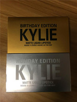 Kylie Jenner Lip Kit Leo Birthday Limited Edition Holiday Ed...