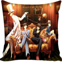 Wholesale- Pillow Case High Quality Hot Sale Detective Conan...