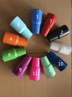 красочные новый Yeti 30oz чашки YETI массажер Рамблер Чашки большой емкости из нержавеющей стали массажер Кружки для движения автомобиля Beer Mug YETI