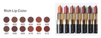 hot selling lip color ! brand makeup top quality rich color ...