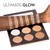 6 Colors Glow Kit Ultimate Glow Face Powder Bronzers Highlig...