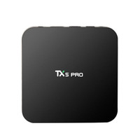 TX5 Pro Amlogic S905X Android 6. 0 TV Box 1. 5GHz 2G 16G Smart...