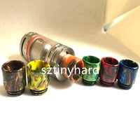 Hottest selling 810 thread epoxy resin drip tips for TFV8 TF...
