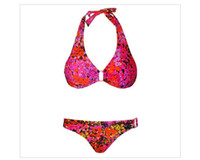 Brand New Color Printing Sexy Bikini Swim Suits Summer Beach...