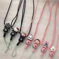 New Arrival Universal Colorfull Detachable Lovely Cartoon Ce...
