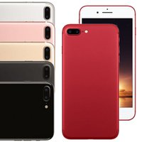 Goofón i7 Plus smartphone Quad Core MTK6573 1G / 16G Android 6.0 5,5 pulgadas IPS puede Real 4G LTE teléfonos de huella digital