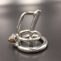 Magic lock new chastity devices with 45mm sounds urethral st...
