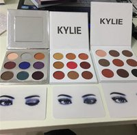 Christmas Kylie Holiday Edition 9 Colors Make up palette Eye...