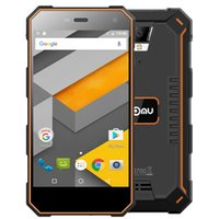 S10 IP68 ному Водонепроницаемый 4G LTE 2 Гб 16 Гб 64-Bit Quad Core MTK6737T 1.5GHz Android 6.0 5.0 дюймовый SHARP HD 1280 * 720 13.0MP камера смартфон