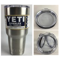 Free DHL Shipping Yeti 30oz Bottle Cup Mug Ounce Colster Spi...