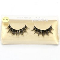 Supernatural Lifelike False Eyelashes 1- 1. 5cm Hand Made 3D S...