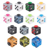 14 colors New wholesale novelty Fidget Cube stress relief to...