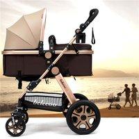 Folding Baby Stroller Light Weight Baby Carriage Umbrella Ca...