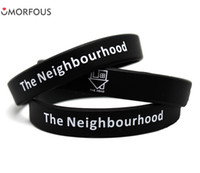 20PCS LOT Fashion Rock Band Fans The Neighbourhood Silicone ...