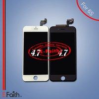 Pour l'iPhone 6S / 6S plus l'affichage à cristaux liquides d'affichage à cristaux liquides d'écran tactile d'écran de pièce de rechange de pièces de rechange de DHL