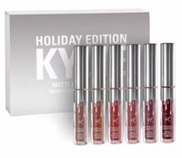 Christmas Gift Kylie Mini Kit HOLIDAY Edition 6Pc KIT MATTE ...