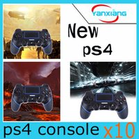 10pcs GOOD Quality Bluetooth ps4 contrôleurs sans fil Game Game PS4 Controller pour Dualshock YX-PS4-11