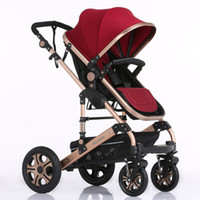 Angove angenebaby baby stroller multifunctional full aluminu...