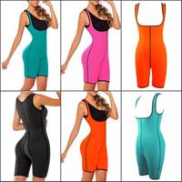 Ultra Sweat Compression Neoprene Women Activewear Rubber Ful...
