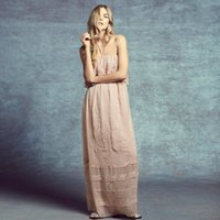 Chiffon Maxi Dress Summer Dresses Woman Clothes New Sexy Str...