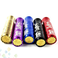 Colorful Scndrl Mechanical Mod 24mm Brass SCNDRL Mech MOD Ma...