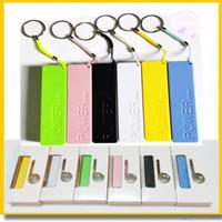 mini Power Bank Portable Charger Perfume 2600mah cell Phone ...