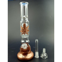 6- Arms Tree Perc Glass Bongs Dab Rig Diffused Downstem Smoki...