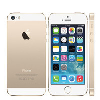 Apple Iphone 5S Refurbished Smart Phone 4.0Inch IPS Screen IOS 8.0 8.0MP Caméra 3G GSM Factory Unlocked