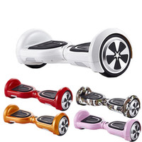 USA STOCK! Smart Balance Roue Hoverboard électrique Skateboard U pédale Unicycle Drift Self Balance équilibrage Scooter Hoverboard UL2272