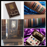 Harry Potter Storybook Matte Eye Shadow Wizardry and Witchcraft 12 couleurs Maquillage Palette Ombre à paupières Maquillage Cosmétique