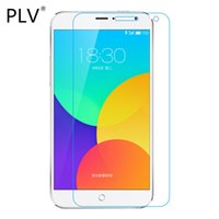 Wholesale- Screen Protection Tempered Glass Film For Meizu M2...