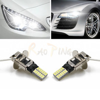 New Style H3 Canbus Fog Light Car Front Headlight DRL Replac...