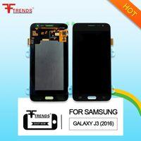 Haute qualité AAA +++ or blanc noir LCD écran tactile digitizer pour Samsung Galaxy J3 2016 J320 J320F J320FN avec outils de réparation