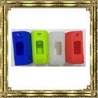 Colorful RX300 Housse en silicone Housse de protection pour Wismec Reuleaux 300W Mod Haute qualité E Cigarette DHL Free