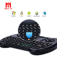 S501 2. 4G Mini Wireless Keyboard Combo with Touchpad Fly Air...