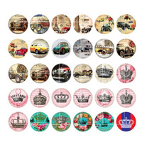 Free shipping Vintage snap button jewelry charm Popper for b...