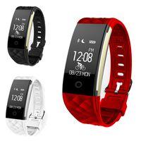 Smartband Открытый Фитнес-S2 Смарт диапазона для Android смартфон IOS сердечного ритма Водонепроницаемый смарт вахты Wristband