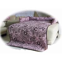 Luxury Pet Non Slip Sofa Bed Mats 100% Cotton Dog Foldable C...
