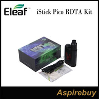 Eleaf iStick Pico RDTA Kit Built- in 2300mAh Battery 75W Outp...