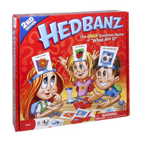 New hedbanz Game For Baby Boys and Girls Interesting Family ...