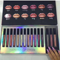 NEW Makeup 15 color Lip Gloss set Liquid Matte Minis Matte L...