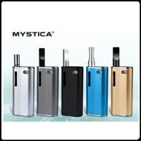 Mystica CBD kit de inicio Aceite BUD Vaporizador O Pen 510 Vape Pen Caja Mod Airis V11 Kit vs H10 Kit Yocan Hive