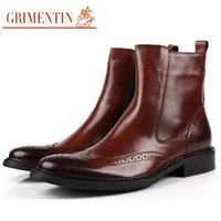 Zip Up Boots For Men UK | Free UK Delivery on Zip Up Boots For Men ...