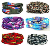Scarf Outdoor Magic Headband 150 colors Turban Multifunction...