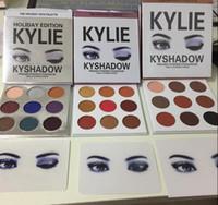 2017 hot kylie holiday edition kyshadow Kylie Eye Shadow Cos...