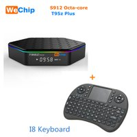 WeChip T95Z Plus Amlogic S912 Android 6. 0TV Box 2GB 16GB Oct...