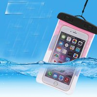 Universal Water Proof Case For Iphone Cell Phone Dry Bag Wat...